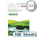 Xerox A3 Recycled Paper Supreme 80gsm White Ream 500 Sheets