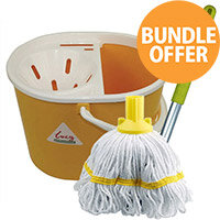 Yellow Cleaning Bundle