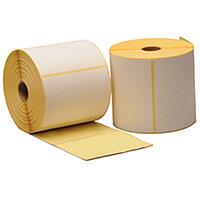 Zebra Label Paper Desktop Prf 2000D 102x76mm Pack of 12 800264-305