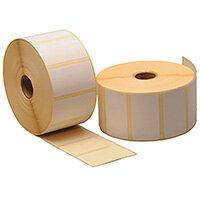 Zebra Label Paper Desktop 2000D 57.2x31.8mm Pack of 12 800262-125