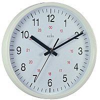 Acctim Metro 14 inch Wall Clock White 21202