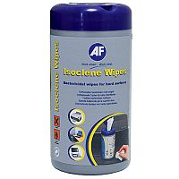 AF Iso Clene Wipes Tub of 100 AISW100