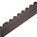 All-Purpose Anti-Fatigue Modular Mat Male Bevel Black 312410