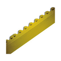 All-Purpose Anti-Fatigue Modular Mat Male Bevel Yellow 312411