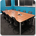 Amazon Project Phase 2 Boardroom & Meeting Room Fitout By Huntoffice Interiors