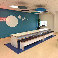 Anabio Technologies Cork Office Fitout Project by HuntOffice Interiors