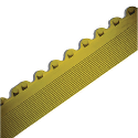Anti-Fatigue Tile Female Bevel Edge Yellow 383416