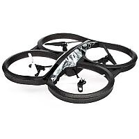 Parrot AR.Drone 2.0 Elite Edition Quadricopter WiFi 720p HD Recording Snow