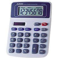 Aurora Desktop Calculator 8-digit DT210