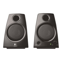 Logitech Z-130 - Speakers - for PC - 5 Watt