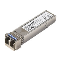 NETGEAR ProSafe AXM763 - SFP+ transceiver module - 10 GigE - 10GBase-LRM - LC multi-mode - up to 260 m - for NETGEAR M4300-28G-PoE+