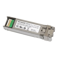 NETGEAR ProSafe AXM764 - SFP+ transceiver module - 10 GigE - 10GBase-LRL - LC single-mode - up to 2 km - 1310 nm - for NETGEAR M4300-28G-PoE+