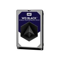 """WD Black Performance Hard Drive WD5000LPLX - Hard drive - 500 GB - internal - 2.5"""" - SATA 6Gb/s - 7200 rpm - buffer: 32 MB"""