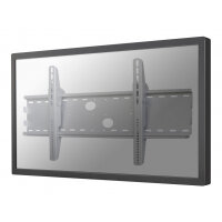 "NewStar TV/Monitor Wall Mount (fixed) for 37-85"" Screen - Wall mount for LCD / plasma panel - silver - screen size: 37""-85"""
