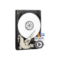 """WD AV-25 WD5000LUCT - Hard drive - 500 GB - internal - 2.5"""" - SATA 3Gb/s - 5400 rpm - buffer: 16 MB"""