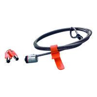 Kensington MicroSaver - Security cable lock - 1.8 m