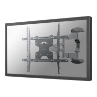 "NewStar TV/Monitor Wall Mount (Full Motion) for 32""-60"" Screen - Silver - Wall mount for LCD display - silver - screen size: 32""-60"""