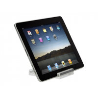 Targus 7 - 10 inches / 17.8 - 25.4cm Mini Stand for Media Tablets - Desktop stand - clear - for Apple iPad 1