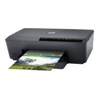 HP Officejet Pro 6230 ePrinter - Printer - colour - Duplex - ink-jet - A4/Legal - 600 x 1200 dpi - up to 29 ppm (mono) / up to 24 ppm (colour) - capacity: 225 sheets - USB 2.0, LAN, Wi-Fi(n)