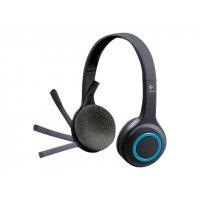 Logitech Wireless Headset H600 - Headset - on-ear - 2.4 GHz - wireless