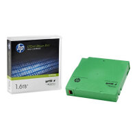 HPE - LTO Ultrium 4 - 800 GB / 1.6 TB - for HPE MSL4048; StorageWorks Enterprise Modular Library E-Series; StoreEver Ultrium 1840