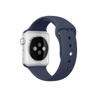 Apple 42mm Sport Band - Watch strap - midnight blue - for Watch (42 mm)
