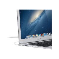 Apple MagSafe to MagSafe 2 Converter - Power connector adaptor - MagSafe (F) to MagSafe 2 (M) - for MacBook Air; MacBook Pro with Retina display