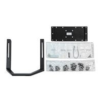 "Ergotron Monitor Handle Kit - Mounting component (handle, interface plate) - black - screen size: 32"" - for P/N: 45-353-026"