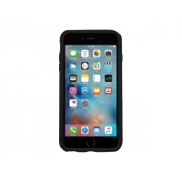 OtterBox Symmetry Series Apple iPhone 6/6s - Back cover for mobile phone - polycarbonate, synthetic rubber - black - for Apple iPhone 6, 6s