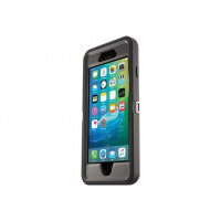 OtterBox Defender Series Apple iPhone 6/6s - Back cover for mobile phone - silicone, polycarbonate - black - for Apple iPhone 6, 6s