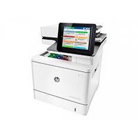 HP LaserJet Enterprise MFP M577dn - Multifunction printer - colour - laser - Legal (216 x 356 mm) (original) - A4/Legal (media) - up to 38 ppm (copying) - up to 38 ppm (printing) - 650 sheets - USB 2.0, Gigabit LAN, USB 2.0 host