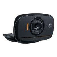 Logitech HD Webcam C525 - Web camera - colour - 1280 x 720 - audio - USB 2.0