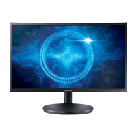 "Samsung CFG7 Series C27FG70FQU - LED Computer Monitor - curved - 27"" - 1920 x 1080 Full HD (1080p) - VA - 350 cd/m² - 3000:1 - 1 ms - 2xHDMI, DisplayPort - matte dark blue black"