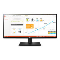"LG 29UB67-B - LED Computer Monitor - 29"" - 2560 x 1080 - AH-IPS - 300 cd/m² - 1000:1 - 5 ms - 2xHDMI, DVI-D, DisplayPort - speakers - matte black"