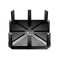 TP-Link Archer C5400 - Wireless router - 4-port switch - GigE - 802.11a/b/g/n/ac - Tri-Band