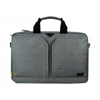 "Tech air EVO Laptop Shoulder Bag - Notebook carrying case - Laptop Bag - 13.3"" - grey texturised"