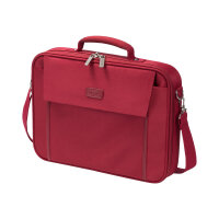 """DICOTA Multi BASE Laptop Bag 15.6"""" - Notebook carrying case - 15.6"""" - red"""