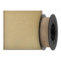 bq Wood - Pine brown - 600 g - PLA filament (3D)