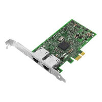 QLogic 5720 - Network adapter - PCIe 2.0 x2 - Gigabit Ethernet x 2 - for PowerEdge R220, R320, R420, T320, T430, VRTX M520; PowerVault DL2300, NX3200, NX3300