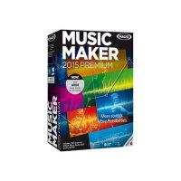 MAGIX Music Maker 2015 Premium - Licence - 1 user - Download - ESD - Win - English