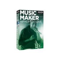 MAGIX Music Maker Hip Hop Edition - (v. 6) - licence - 1 user - Download - Win - English