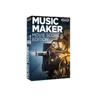 MAGIX Music Maker Movie Score Edition - (v. 6) - licence - 1 user - Download - Win - English