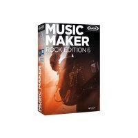 MAGIX Music Maker Rock Edition - (v. 6) - licence - 1 user - Download - Win - English