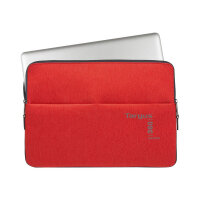 "Targus 360 Perimeter Sleeve - Notebook sleeve - 15.6"" - flame scarlet"