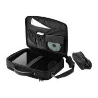 "Dicota MultiPlus Laptop Bag 15.6"" - Notebook carrying case - 16.4"" - black"