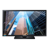 "Samsung SE450 Series S22E450F - LED Computer Monitor - 22"" (21.5"" viewable) - 1920 x 1080 Full HD (1080p) - TN - 250 cd/m² - 5 ms - HDMI, DVI, VGA - black"