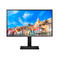 "Samsung SD850 Series S32D850T - LED Computer Monitor - 32"" - 2560 x 1440 - MVA - 300 cd/m² - 3000:1 - 5 ms - HDMI, DVI, DisplayPort - titanium silver, matte black"