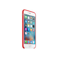 Apple (PRODUCT) RED - Back cover for mobile phone - silicone - red - for iPhone 6, 6s