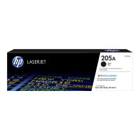 HP 205A - Black - original - LaserJet - toner cartridge (CF530A) - for Color LaserJet Pro MFP M180n, MFP M180nw, MFP M181fw
