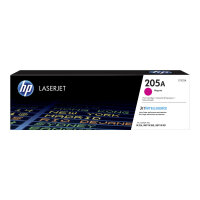 HP 205A - Magenta - original - LaserJet - toner cartridge (CF533A) - for Color LaserJet Pro MFP M180n, MFP M180nw, MFP M181fw